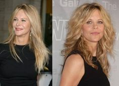 Straight Vs. Curly Celebrity Hair : theBERRY