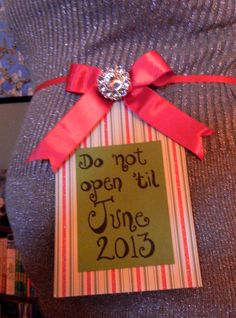 christmas pregnancy announcement pregnant