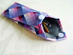 Necktie to sunglass case   Trash Into Treasure: 10 Rad Upcycling Projects