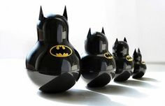 Batman - Matryoshka Doll