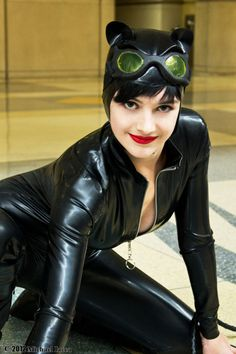 Cat Woman Cosplay
