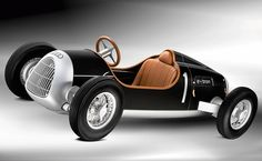 Audi Auto Union Type C E-Tron union type, audi auto, etron, wheel, pedal cars, children, auto union, black cars, kids toys