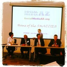 Social Media AZ, SMAZ, Comes to ASU SkySong with Tips for Small Businesses- http://su.pr/22HRMe #SMAZ