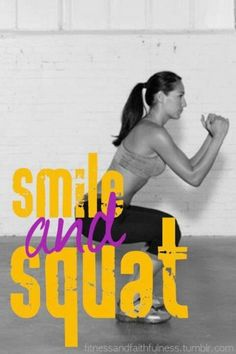 100 Body Squat Challenge - 3 Fitness Levels to choose from.  Your butt, thighs and hamstrings will FEEL the BURN! I'd rather be sore than not try. You in?
