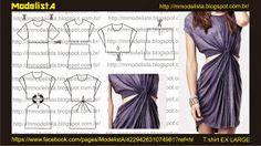 Modelagem para customização de camiseta. ModelistA: CUSTOMIZAÇÃO X INTERPRETAÇÃO