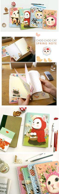 Choo Choo Note Pad