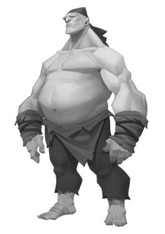 ArtStation - Exercise, xiaojie wu
