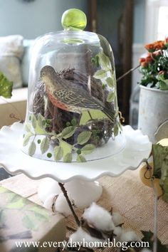 Martha Stewart Decoupage Crafts at The Everyday Home with @Martha Stewart #crafts decoupage - click thru for the full #diy how-to