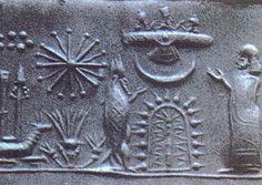 Los sumerios, la primera civilización de nuestra era.. sabían muchas cosas (sistema solar, ovnis, etc..)