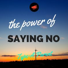 The Power of Saying