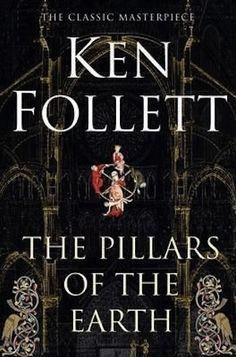 ken follett, photo books, book worth, read, favor, pillar, book covers, book clubs, earth ken