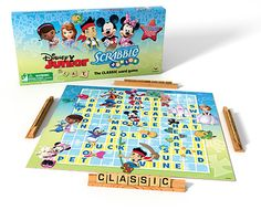 toy Insider recommends #DisneyJuniorScrabble