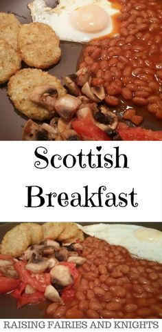 Scottish Breakfast -