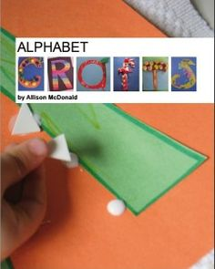 $8 craft ideas for the ABCs