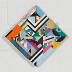 5472 McDougall, 2013, by Revok #onlineartgallery - #contemporaryart - #artpainting - geometric abstraction - online art gallery - contemporary art - art painting