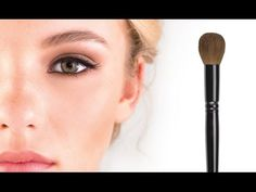 HOW TO USE ONE BRUSH FOR YOUR ENTIRE FACE | FULL ROUTINE - wayne goss YouTube