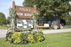 Fitch's Farm Market in Avon, OH