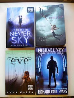 book ideas- Young Adult literature news and reviews for adults