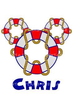 Disney Cruise Lifesaver
