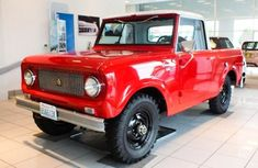 1961 International Harvester Scout 80 ★。☆。JpM ENTERTAINMENT ☆。★。
