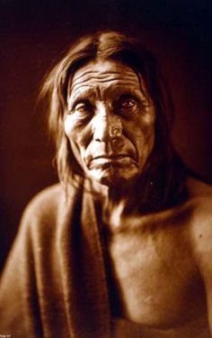Here for your browsing pleasure is an imposing photo of Big Head, an Old Native American Man. It was made in 1905 by Edward S. Curtis.    The illustration documents Big Head, head-and-shoulders portrait, facing front.    We have compiled this collection of artwork mainly to serve as a vital educational resource. Contact curator@old-picture.com.
