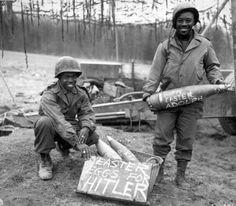 Easter Eggs for Hitler