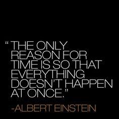 Oh Albert....