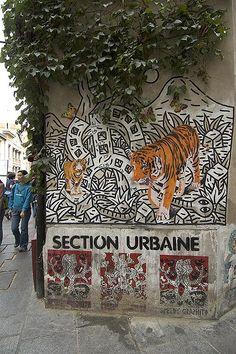 Paris. Street art 000