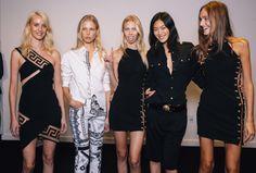 New York Fashion Week Backstage