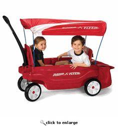 Radio Flyer #3180R Ultimate Comfort Wagon