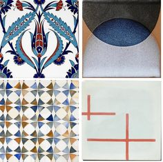 An Alphabet of Tile