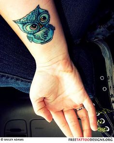 owl tattoos got to have it