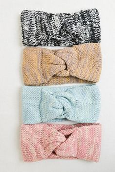 Top-knot Headband