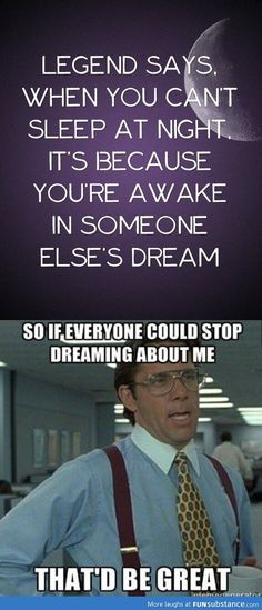 Why I can't freaking sleep all the time