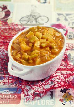 Receta 303: Pisto de calabacín » 1080 recetas de cocina, de Simone Ortega