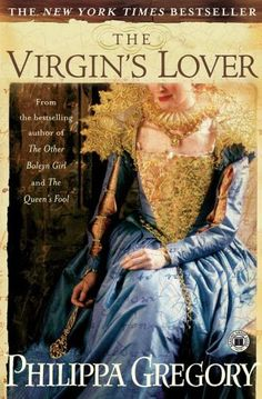 philippa gregory books  The Virgins Lover