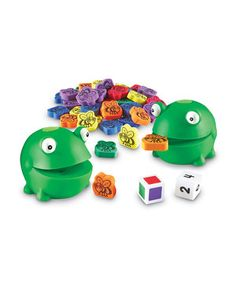 Take a look at this Learning Resources Froggy Feeding Fun Game on zulily today!