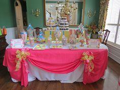 Candy Shoppe Birthday