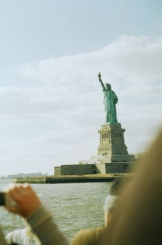 statue of liberty, chameleons, buckets, statues, islands