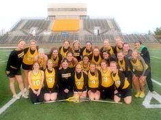 Gustavus Adolphus College: Women's Lacrosse team captain and occasional coach