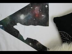DIY: Triangle Galaxy
