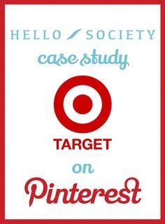 Case Study: Target – Creating a Bullseye Pinterest Strategy | HelloSociety Blog