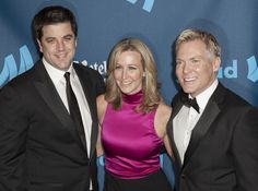 GMA: Josh Elliott & Sam Champion & Lara Spencer