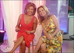 Kathie Lee & Hoda @Teresa Selberg O'Day