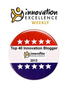 top-40-innovation-bloggers-of-2012 by Innovation Excellence via Slideshare