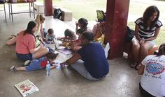 Spanish/Service Learning in Panama, Winter 2012