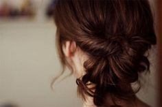 hair-twist by {this is glamorous}, via Flickr