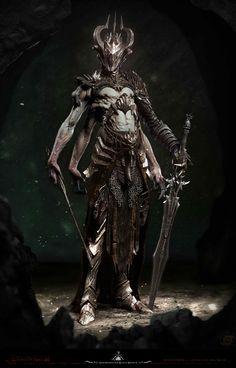BioWare CGHUB 2012 3D Challenge - Dragon Age - Nikizar - Black Prince - Page 3 - CGHUB Forum
