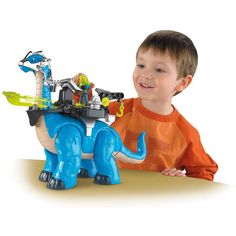 Fisher-Price Imaginext Deluxe Apatosaurus $22.97