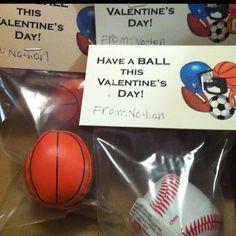 Non-candy valentine idea